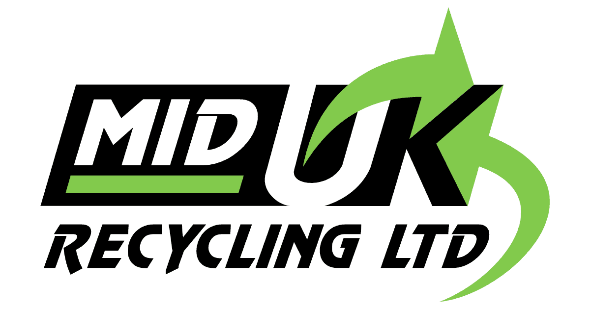 Mid UK Plasterboard Recycling logo